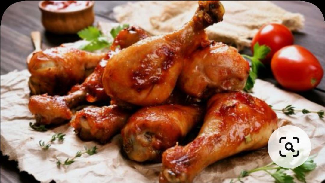 Nigerian Chicken Suya